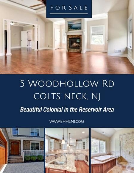 5 Woodhollow Rd, Colts Neck, NJ