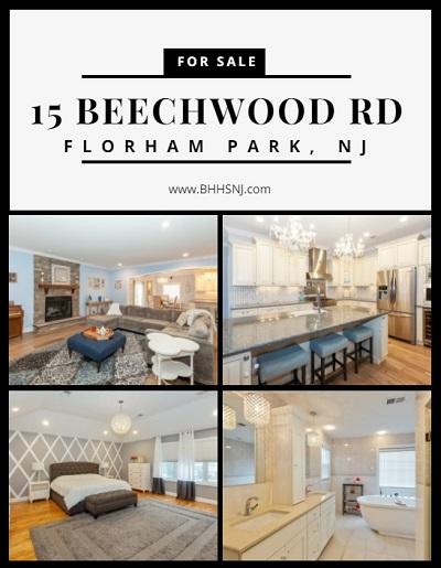 15 Beechwood Rd, Florham, NJ