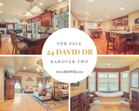 24 David Dr Hanover Township NJ